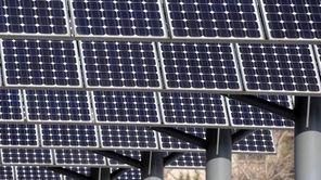 Solar panels (Dec. 17, 2009)