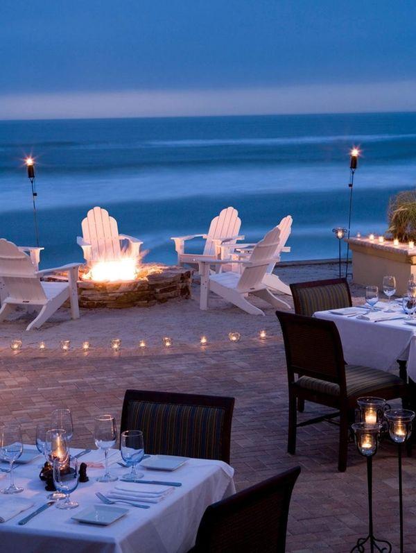 Beach view from The Shores Resort in Daytona