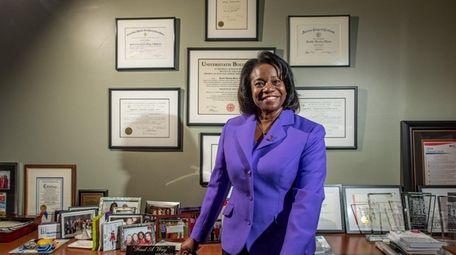 Dr. Jennifer Mieres, a senior vice president at