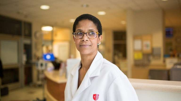 Dr. Allison McLarty, who heads thoracic aortic surgery