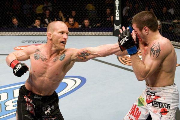 Gray Maynard at UFC 96