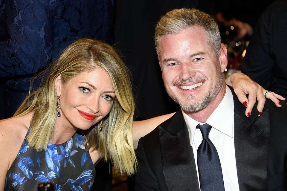 Rebecca Gayheart filed for divorce from Eric Dane
