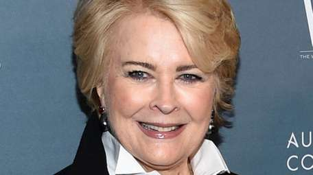 Candice Bergen, who starred in
