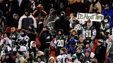 The Jets said that their playoff mini-run