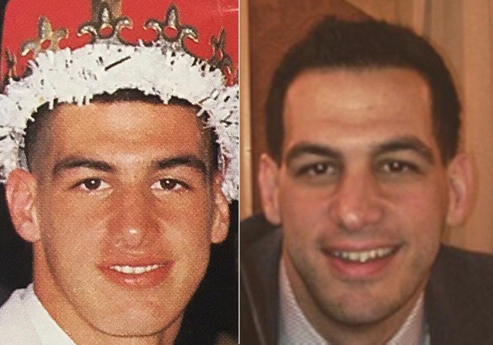 Back in 1997, Michael DellaUniversita was crowned junior