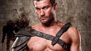 Spartacus is played by Andy Whitfield in