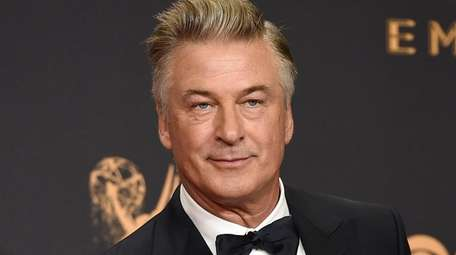 Alec Baldwin attends the 69th Primetime Emmy Awards