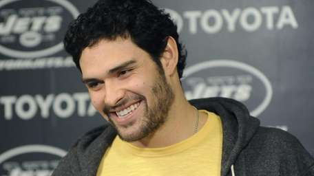 In the Jets' win over Cincinnati, Mark Sanchez