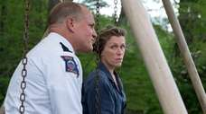 Frances McDormand in a scene from