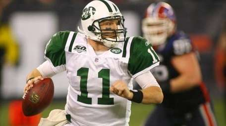 KELLEN CLEMENS, Quarterback First wore jersey No. 6