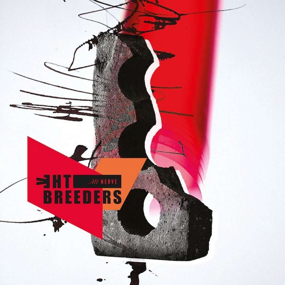The Breeders' latest studio album,