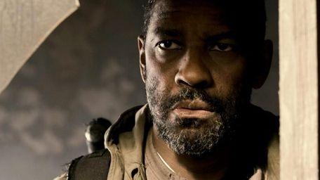 Denzel Washington stars in the sci-fi thriller