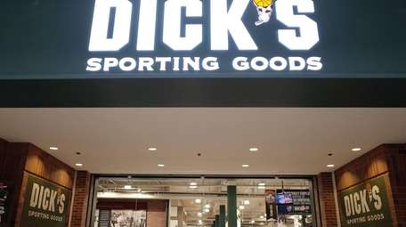 Dick's Sporting Goods, one of the nation's largest