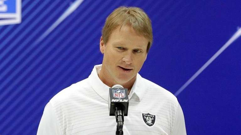 Raiders go back to future under Gruden