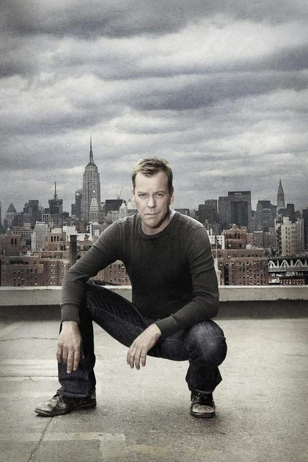 Kiefer Sutherland as Jack Bauer in