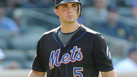 The Mets' David Wright has many questions about