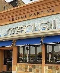 George Martin's Coastal Grill in Long Beach.