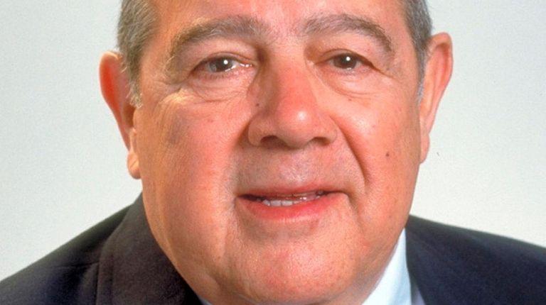 Dom Anile, a C.W. Post football coach who