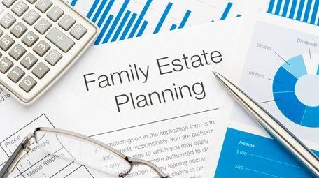 Ideally, estate planning will make things easier for