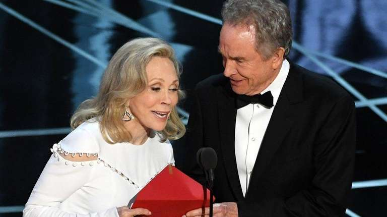 Oscars 2018: Warren Beatty, Faye Dunaway may return to present Best Picture