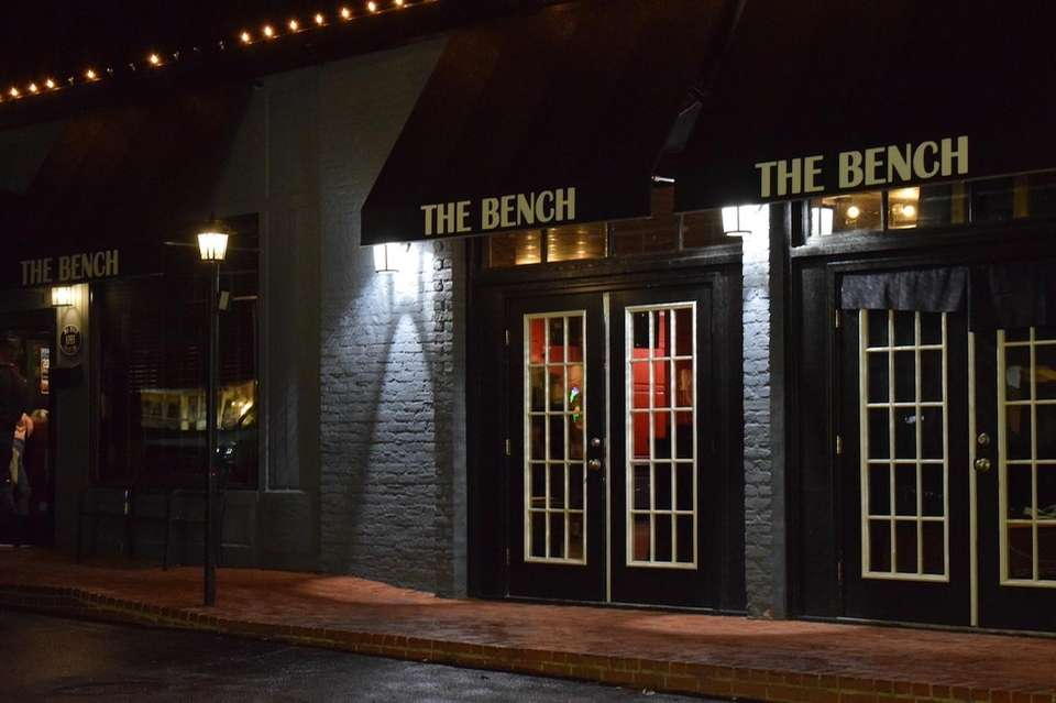 The Bench Bar & Grill, located across from