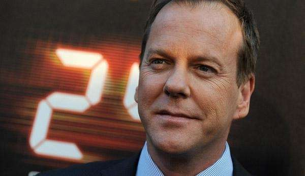 Kiefer Sutherland will return as Jack Bauer on