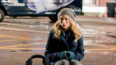 Britt Robertson stars as Lux in