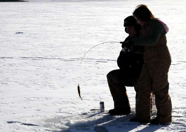 Kevin Slade, of Wading River and Julia Latremore,