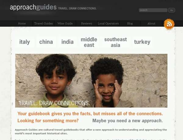 Screengrab from website : ApproachGuides.com ( Approach Guide