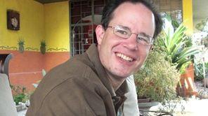 Andrew Grene of Hicksville, a UN peacekeeper, has