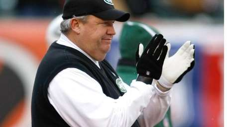 Jets coach Rex Ryan illustrated how special it