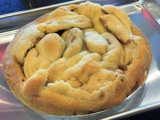 Apple pie at The Pie Shoppe in Hicksville