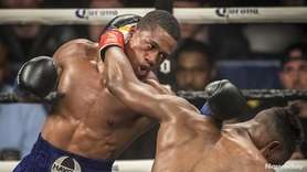 Patrick Day, of Freeport, won a unanimous 10-round
