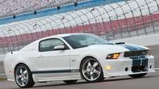 Shelby American unveiled a supercharged concept version of