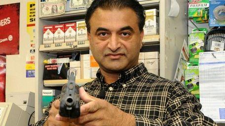 Mohammad Sohail, 47, illustrates on how he turned