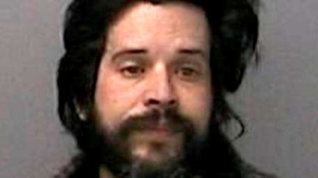 Eladio Gonzalez was charged with criminal trespass after