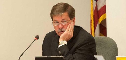 Long Island Rail Road president Patrick Nowakowski speaks