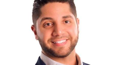 Joseph Casale of Wheatley Heights has been hired