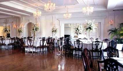The Grand Ballroom at The Carltun in Eisenhower