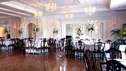 The Grand Ballroom at The Carltun in Eisenhower
