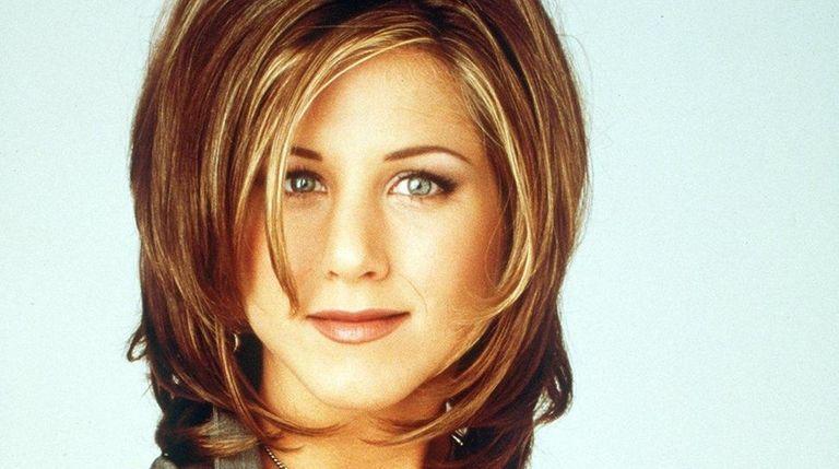Jennifer Aniston played Rachel Green on