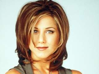 Jennifer Aniston played Rachel Green on
