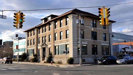 Downtown Mineola (Jan. 20, 2010)