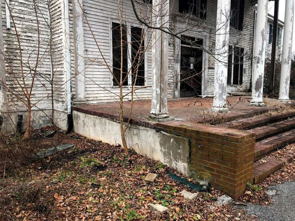 Plans In The Works To Rebuild Ebo Hill Mansion In