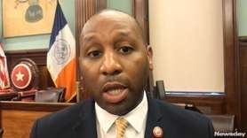 Councilman Donovan Richards (D-Queens), chairman of the City