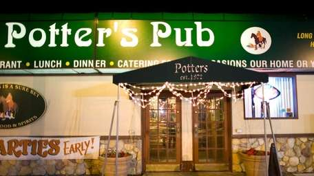 Potter's Pub, East Meadow: Mike Amitrano, who had