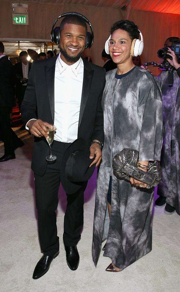 Usher Raymond and his wife, Grace Miguel, split