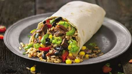Burritos and more are on the menu at