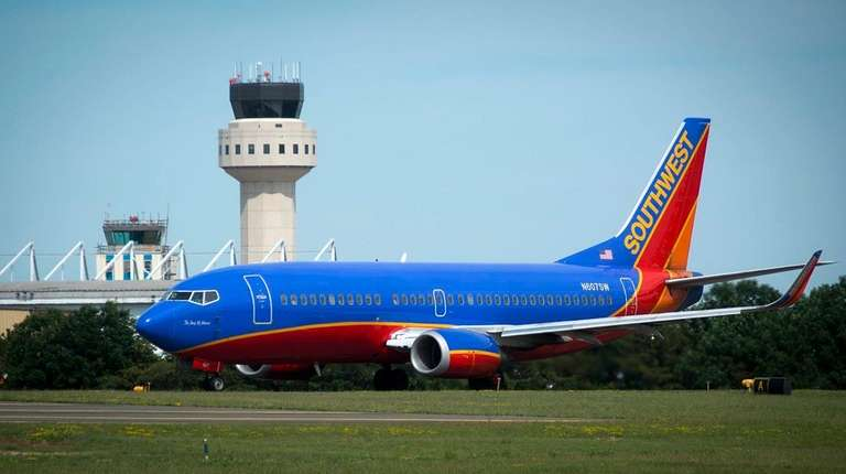 Southwest Airlines Macarthur Airport Long Island