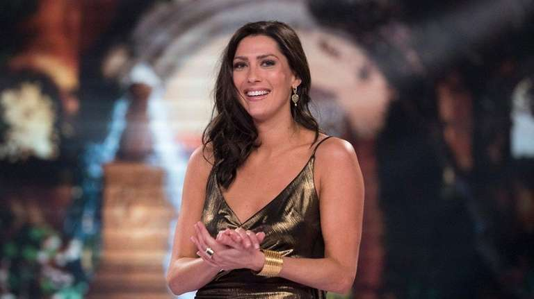 Becca Kufrin was announced as the next star